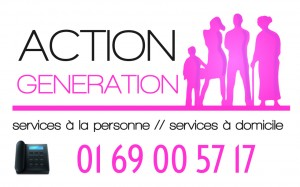Logo Action Génération