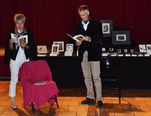 Isabelle Clement et Jean Le Boël - Poésie