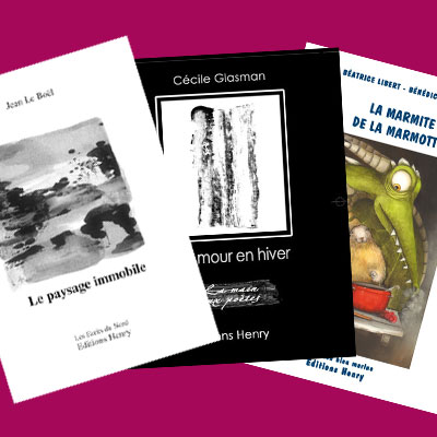 Lus par Jean Le Boël, Cécile Glasman et Isabelles Clément